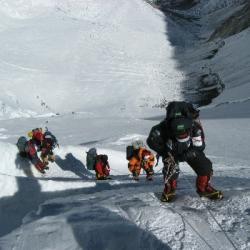 A chacun son Everest : un défi après l'autre pour les malades en rémission