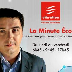 La Minute éco : 20 000 euros la minute, le coût d'une vol privé dans l'espace