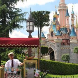 15 tonnes de nourriture redistribuées aux Restos du coeur par Disneyland Paris