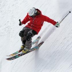 Confinement : du gel et des masques livrés &agrave ski