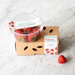 Des fraises parisiennes pour régaler nos soignants et les Restos du coeur