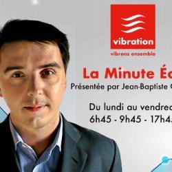 La Minute Eco : vendredi 13
