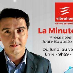 """La Minute Eco : quitte &agrave porter les couleurs nationales, autant que ce soit du """"made in France"""