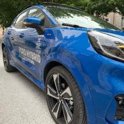 Road trip Vibration : 2ème étape avec le Ford Puma Hybrid