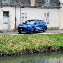 Road trip Vibration : 4ème étape avec le Ford Puma Hybrid
